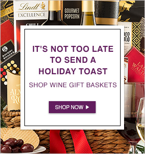 It's not too late to send a holiday toast