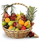 Fruit Gift Baskets: The Orchard Fruit Basket