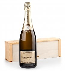 Wine Gift Crates: Louis Roederer Brut Premier Champagne