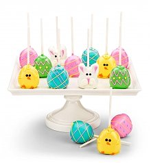Desserts Confections Gifts: Easter Cake Pops