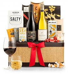 Wine Baskets: Pacific Northwest Wine Tasting Basket