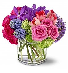 Flower Bouquets: Spring Oasis