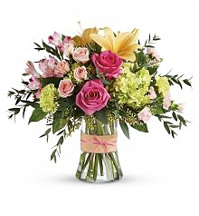 Flower Bouquets: Blush Life Bouquet