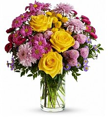 Flower Bouquets: Summer Romance