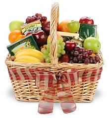 Fruit Gift Baskets: Simply Delicious Fruit & Gourmet