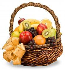 Fruit Gift Baskets: From Our Office to Yours Fruit Basket